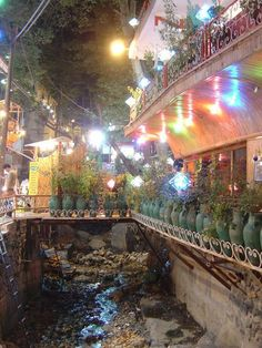 Darband , Tehran  one of my favourite places to go.
