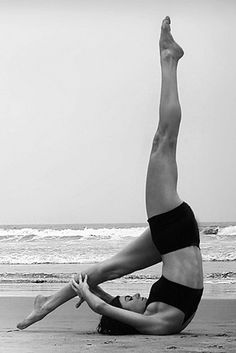 Yoga scissors, my favorite pose:) such beauty in our bodies:)