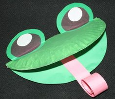 frog paper plate project frog art projects five speckled frogs projects - Reptiles - Beef Frog Crafts Preschool, Reptiles Preschool, Pond Crafts, Frog Activities, Preschool Art Projects, Animal Art Projects, Projects For Kids, Fairy Tale Activities, Project Projects