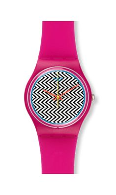 PINK FUZZ (GP142) - Swatch International