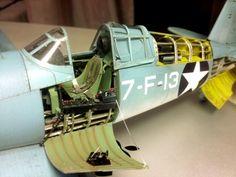 "F4U-1 Corsair ""Birdcage"", Tamiya 1/32 scale | Plastic Models World"