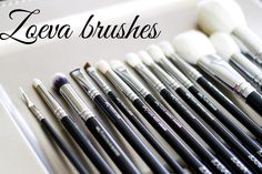 Zoeva brushset #zoeva #makeup #makeupbrushes I Hope, Makeup Brushes, Instagram, Paint Brushes