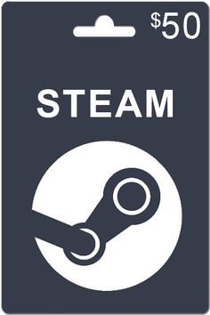 Steam Gift Card 3