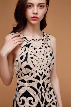 WA532DR Sukienka wieczorowa High Neck Dress, Dresses, Fashion, Turtleneck Dress, Vestidos, Moda, La Mode, Fasion, Dress