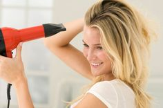 10 Things You Are Doing Wrong Blow-Drying Your Hair