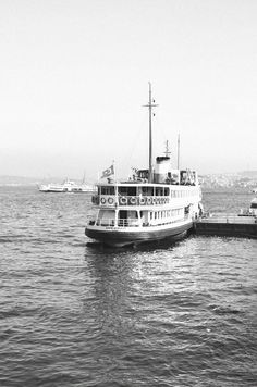 ferry boat Ferry Boat, Istanbul, Travel, Viajes, Destinations, Traveling, Trips