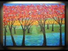 ADW Original Modern Fine Contemporary Art by ADWModernFineArt, $279.00