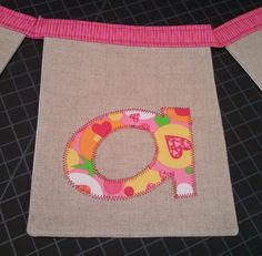 Cutting fabric appliques with the Cricut