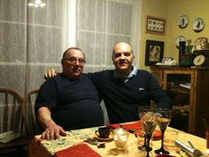 Marco Eugenio Di Giandomenico e Isidoro Rapone (Los Angeles, 8 dicembre 2011)
