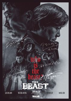 [Photo] New Poster Added for the Upcoming Korean Movie 'The Beast' Movie Poster Art, New Poster, Film Posters, Beast Film, The Beast Movie, Lee Sung Min, Flyer And Poster Design, Poster Designs, Hidden Movie