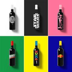 Sarebbe molto strano bere il vino della Amazon, di Google, della Nike o della Durex