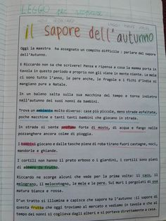 Benvenuto Autunno – Maestra P.I.C. 3 D, Bullet Journal, Education, Homeschooling, Classroom, Onderwijs, Learning, Homeschool