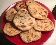Pan Naan en panificadora (Pan hindú sin horno) Pan Hindu, Ciabatta, Zen, Cookies, Desserts, Recipes, Food, Naan Bread Recipes, Vegan Recipes