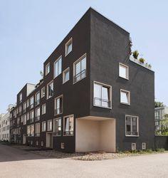 Kölner Architekturpreis 2014 verliehen / Kleines Haus ganz blau - Architektur und Architekten - News / Meldungen / Nachrichten - BauNetz.de