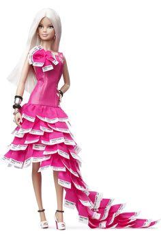Pink In PANTONE® Barbie® Doll | Barbie Collector