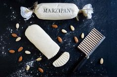 Marzipan is a delicious addition to most desserts, from cookies to cakes. Learn how to make marzipan at home with just three ingredients. Homemade Marzipan Recipe, How To Make Marzipan, Sicilian Recipes, Sicilian Food, Almond Paste, Pre And Post, Artisan Bread, 3 Ingredients, Bread Baking