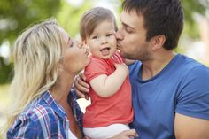 Make sure your new family is set financially.