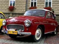 FSO Syrena 103 Polish made car Mermaid 103