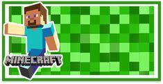 Kit imprimible candy bar Minecraft para eventos. | Candy Bar Gratis Candy Minecraft, Minecraft Party, Invitation Cards, Invitations, Baby Shower Invitaciones, Ideas Para, Stickers, Birthday, Ps4