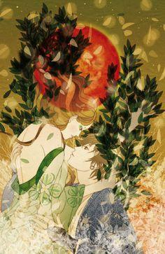 Greek Mythology - Apollo and Daphne