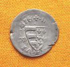 MEDIEVAL HUNGARIAN COIN - KAROL ROBERT SILVER DENAR - 1307 - 1342 - http://coins.goshoppins.com/medieval-coins/medieval-hungarian-coin-karol-robert-silver-denar-1307-1342/