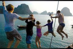 Vietnam Family Adventure - Travel With Kidz Adventure Tours, Family Adventure, Adventure Travel, Vietnam Tourist Spots, Hanoi, Travel English, Vietnam Holidays, Vietnam Tours, Family Getaways