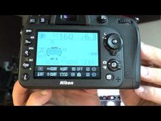 ▶ Nikon D7100 - Tips  Tricks (English Version) - YouTube