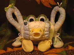 Diaper Frog & Toadstool E-BOOK
