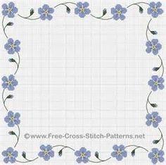 Free Printable Cross Stitch Patterns - Bing Images