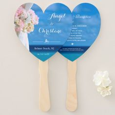 Cute soft subtle pastel easter eggs personalized medium gift bag elegant floral ocean beach summer wedding hand fan summer wedding diy marriage customize personalize couple negle Image collections