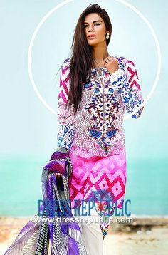 Kamal Lawn for Summer 2014 Zara Shahjahan | Lawn Clothes Design 2014  Lawn Clothes Design 2014 in USA: Buy Online Kamal Lawn for Summer 2014 Zara Shahjahan on Dressrepublic. Call Houston, TX, - US:  1 (713) 893 5252. by www.dressrepublic.com