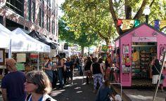 Portland market