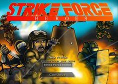 Strike force heroes - Free flash games online.