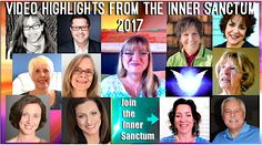 I have edited out about 30 minutes from our 2-3 hours Inner sanctum webinar sessions for public viewing. Below are the snippet youtubes vids from this years 2017 Inner Sanctum in chronologic…