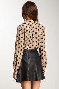 dots and leather~~
