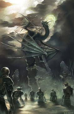 KEEPER OF THE DEAD by totmoartsstudio2.deviantart.com on @deviantART