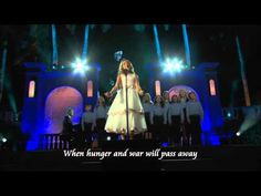 Jackie Evancho fascinates me!  Such a big voice from such a little girl.  The words to this song are so true.  Enjoy!