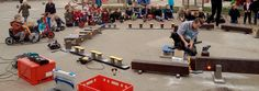 Cour de récréation: Fabriqué en plastique recyclé imputrescible de Govaplast et sans échardes et entretien. Basketball Court, School, Sports, Kids, Childhood Games, Plastic Art, Interview, Hs Sports, Young Children