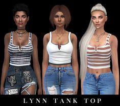 Lynn Tank Top – Leosims.com