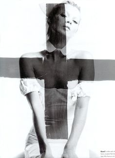 Gucci by Tom Ford on Kate Moss. Photo - Craig McDean. http://www.usebristol.com.br/