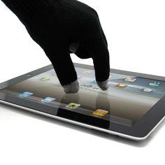 Guantes para smartphone y tablet talla m/l