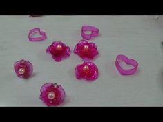 Soporte para realizar pulseras   Reciclaje   DIY   Tutorial - YouTube