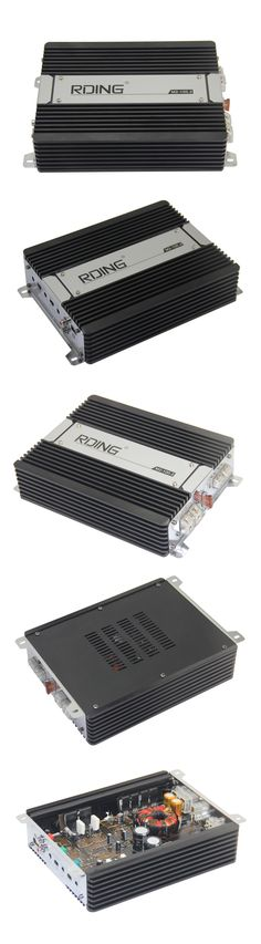 2*100W High Performance Car Amplifier #Mosfet Car Amps