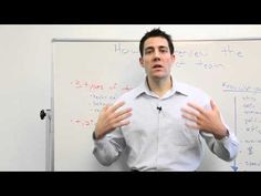 Interview Tips for a Project Manager - YouTube