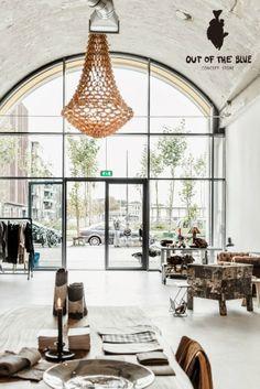 Out of the blue concept-store à Eindhoven photos Paulina Arcklin Atelier rue verte, le blog