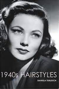 198 Best 1940s Makeup And Hairstyles Images Vintage Fashion - 1940-makeup
