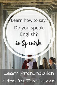 Posts about Spanish Lessons written by admin Free Spanish Lessons, Learning Spanish, Spanish Phrases, How To Speak Spanish, Just Do It, You Can Do, Spanish Speaking Countries, How To Pronounce, Conversation Starters