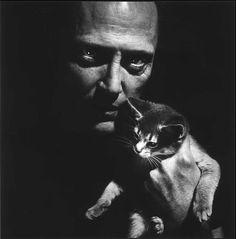 a cat. and a Christopher Walken!