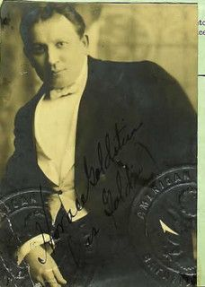 Horace Goldin (17 December 1873 – April 22, 1939) was a stage magician who was noted for his lightning fast presentation style and who achieved international fame with his versions of the Sawing a woman in half illusion.