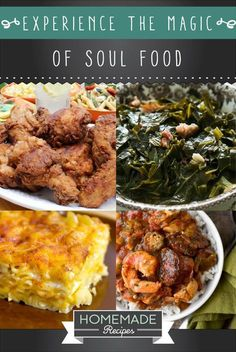 Soul food recipes delicious soul food recipes for every occasion experience the magic of these 14 soul food recipes httphomemaderecipes14 soul food recipes forumfinder Gallery